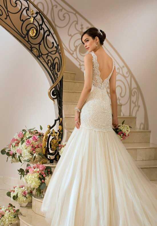 Stella York 5850 Wedding Dress photo