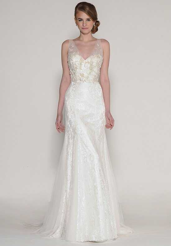 "Eugenia 4006- ""Louisa"" Sheath Wedding Dress"