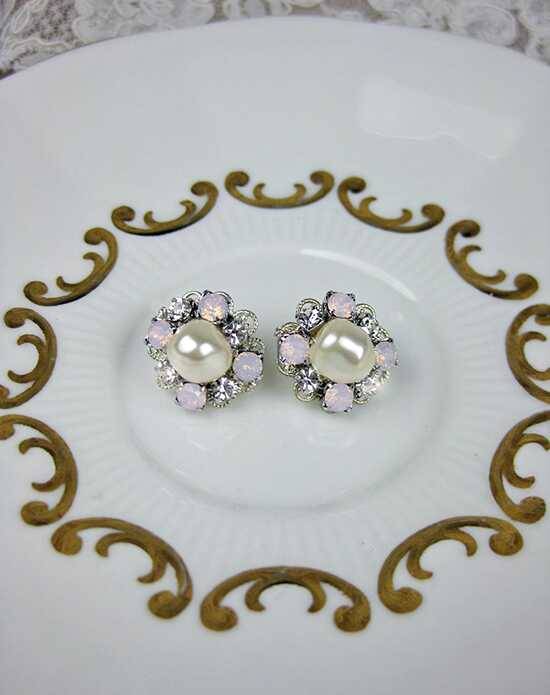 Everything Angelic Angela Post Earrings - e343 Wedding Earring photo