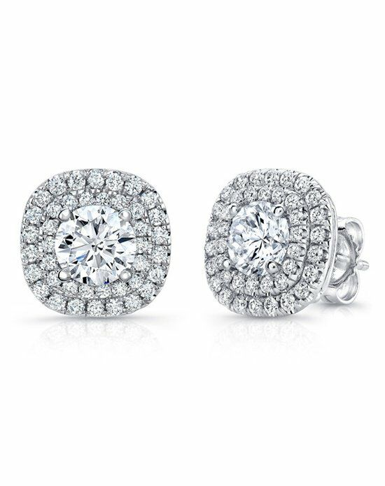 Uneek by Benjamin Javaheri LVE923W-5.0RD Wedding Earring photo