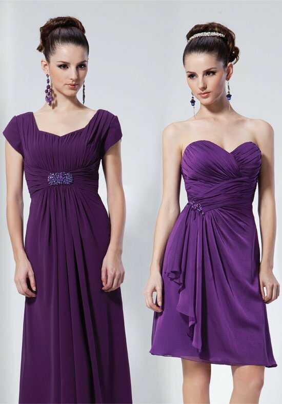 Bella Formals by Venus TS2186/MS2149 Sweetheart Bridesmaid Dress