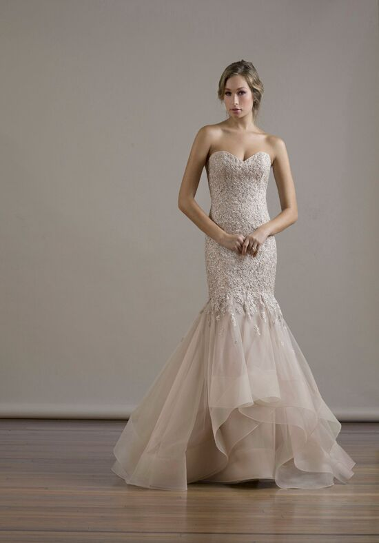 LIANCARLO 6810 Mermaid Wedding Dress