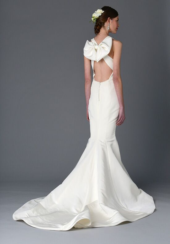 Marchesa wisteria wedding dress the knot for Marchesa wedding dress prices