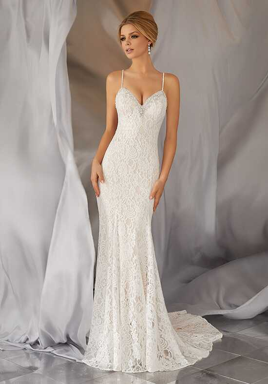 Morilee by Madeline Gardner/Voyage Moraia | Style 6868 Sheath Wedding Dress