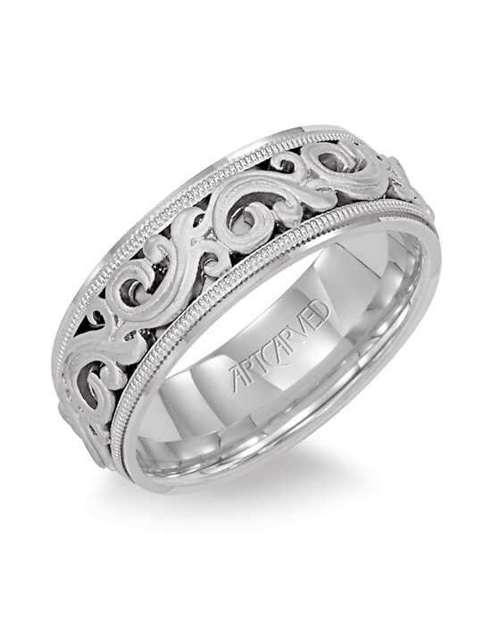 ArtCarved 11-WV7300W Gold Wedding Ring