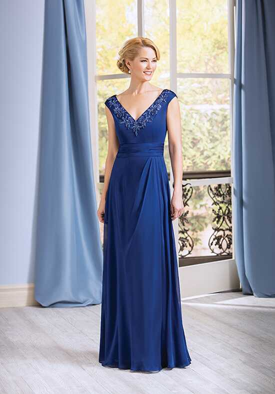 Jade J185059 Blue Mother Of The Bride Dress