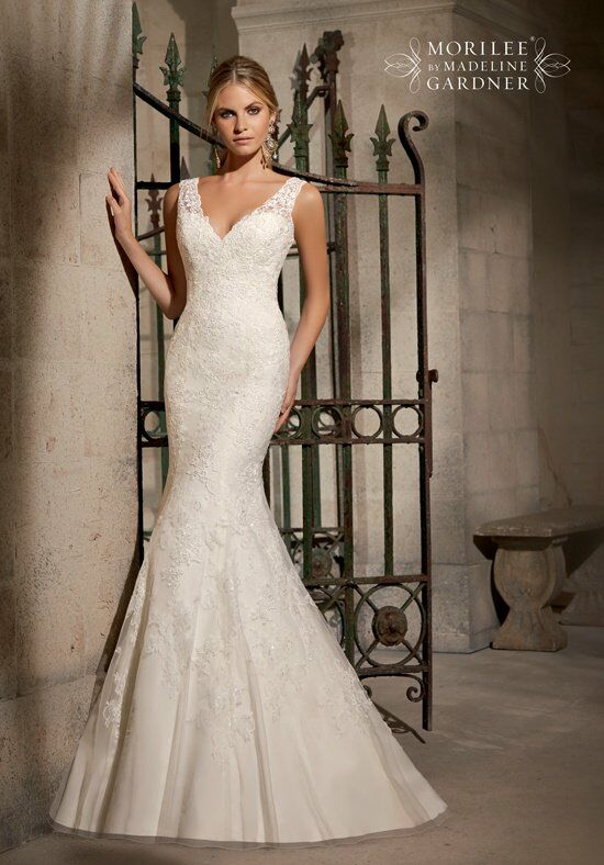 Morilee by Madeline Gardner 2714 A-Line Wedding Dress