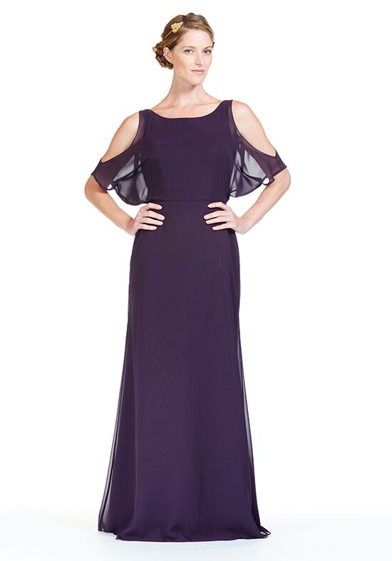 Bari Jay Bridesmaids 1805 Bateau Bridesmaid Dress