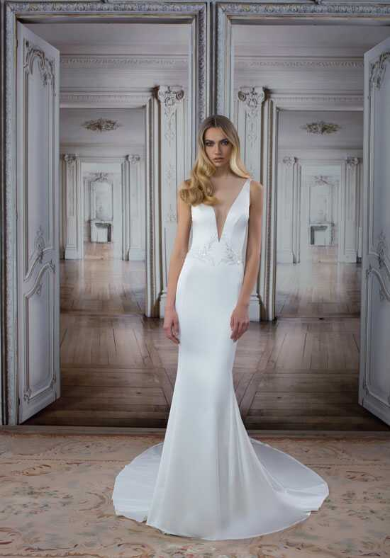 LOVE by Pnina Tornai for Kleinfeld 14498 Mermaid Wedding Dress