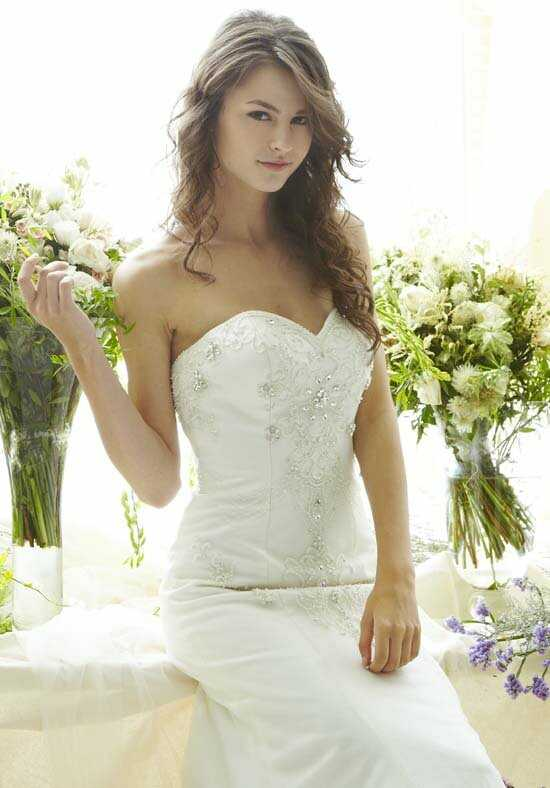 Saison Blanche Couture 4255 A-Line Wedding Dress