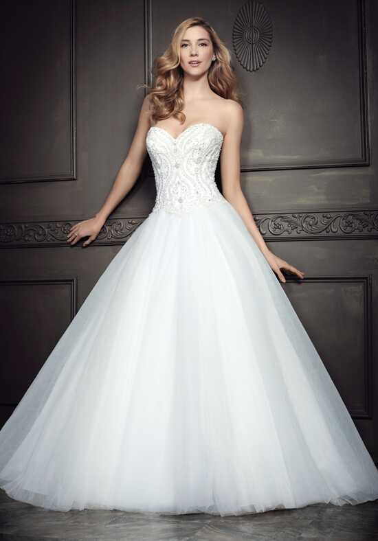 Kenneth Winston: Ella Rosa Collection BE351 Ball Gown Wedding Dress