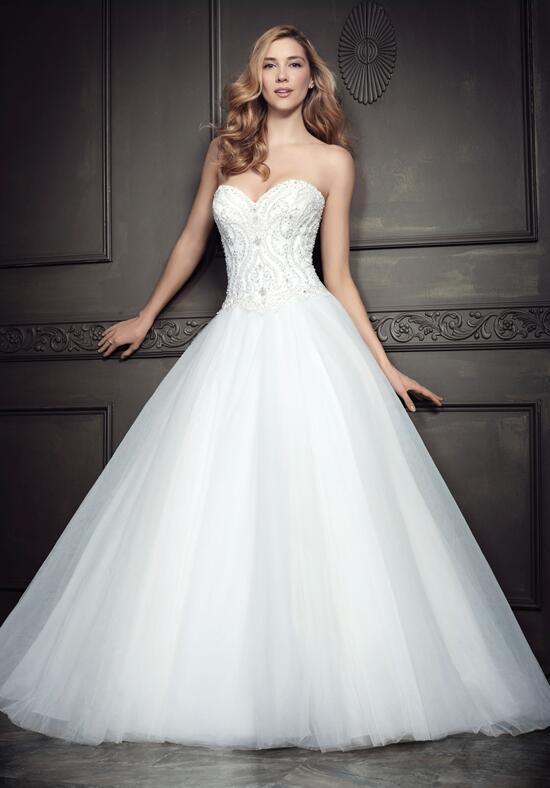 kenneth winston ella rosa collection be331 wedding dress. Black Bedroom Furniture Sets. Home Design Ideas