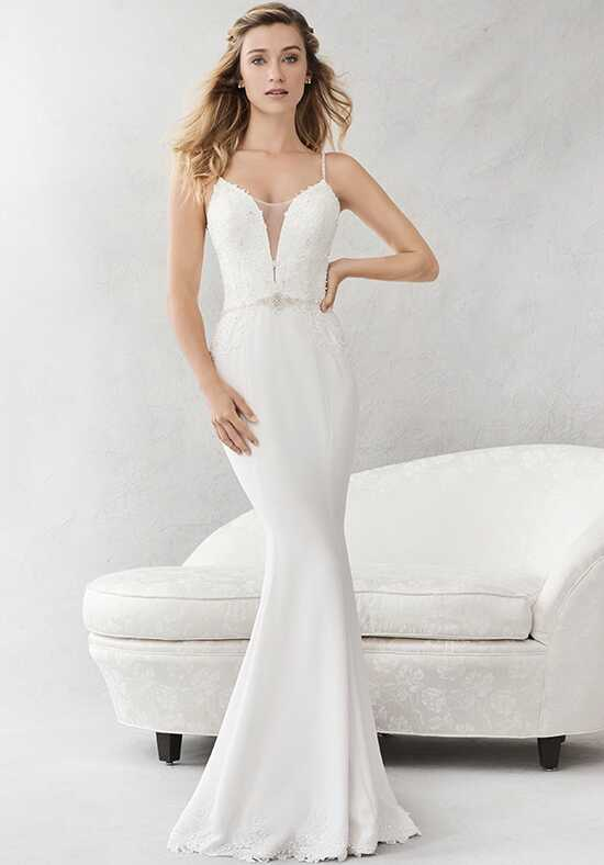 Kenneth Winston: Ella Rosa Collection BE382 Mermaid Wedding Dress