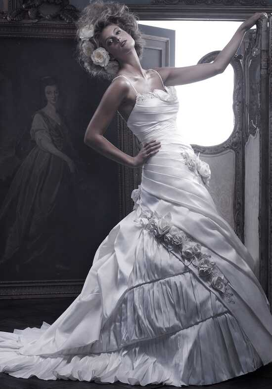 Amaré Couture by Crystal Richard B054 A-Line Wedding Dress