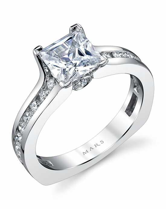 MARS Fine Jewelry Mars Jewelry 25969 Engagement Ring Engagement Ring photo