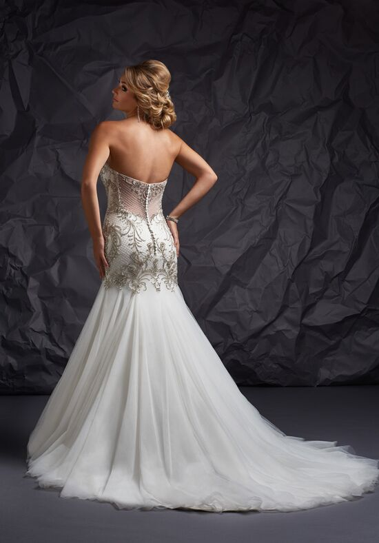 Essence Collection by Bonny Bridal 8708 Mermaid Wedding Dress
