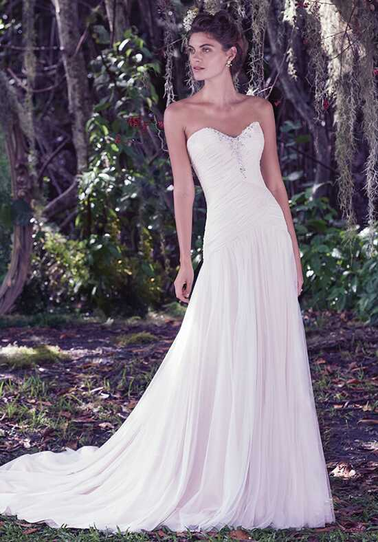 Maggie Sottero Heather A-Line Wedding Dress
