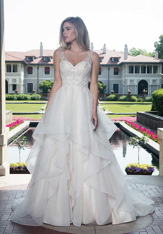 Lo' Adoro M612 Ball Gown Wedding Dress