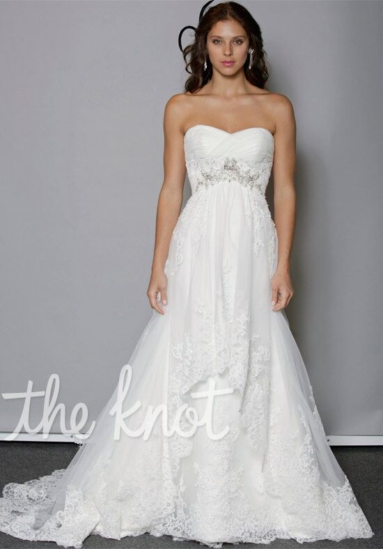 Anne Barge Clementine A-Line Wedding Dress