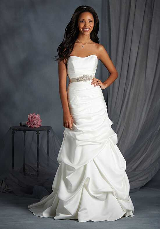 Alfred Angelo Signature Bridal Collection 2552 A-Line Wedding Dress