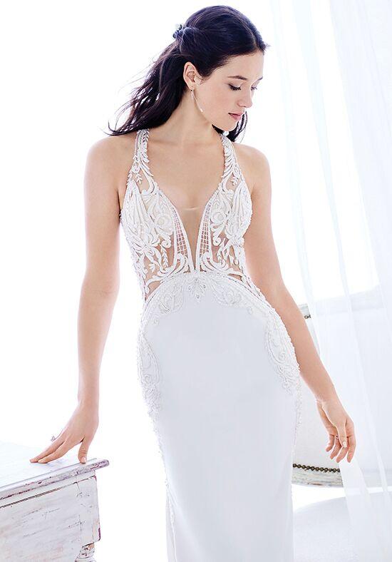Ballerina Neckline Dress