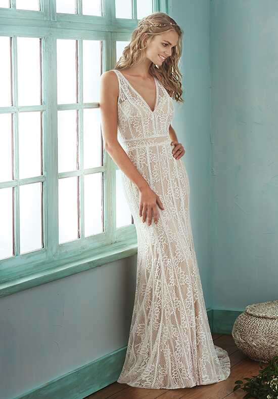 Jasmine Collection F201009 Mermaid Wedding Dress