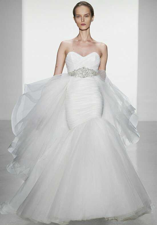 Kenneth Pool CHARLIZE Mermaid Wedding Dress