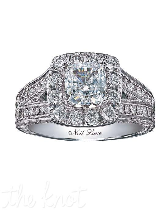 Neil Lane Bridal Cut Engagement Ring