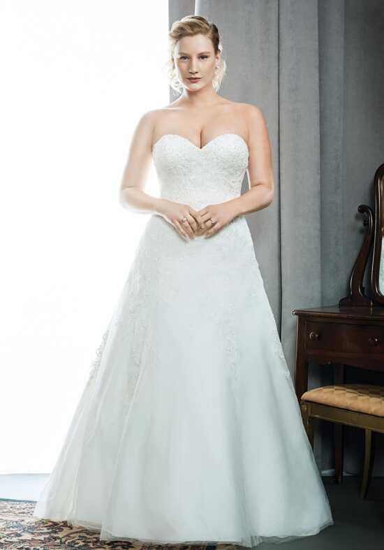 Femme by Kenneth Winston 3400 Ball Gown Wedding Dress