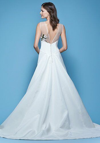 Carolina Herrera JASMINE Wedding Dress - The Knot
