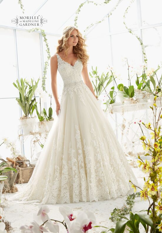 Morilee by Madeline Gardner 2821 Ball Gown Wedding Dress