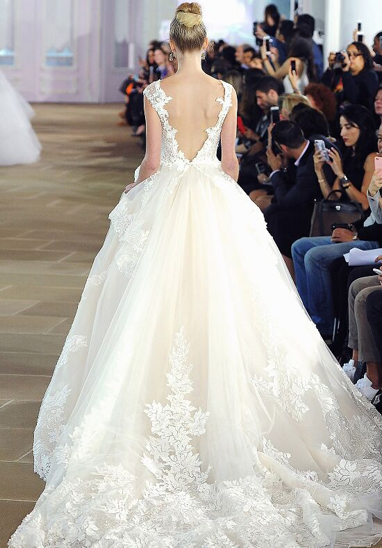 Ines di santo confection wedding dress the knot for Ines di santo wedding dresses prices
