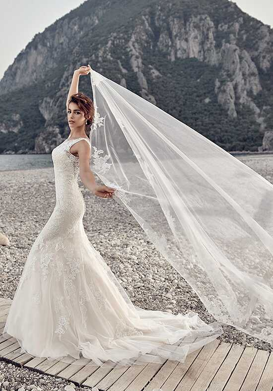 Eddy K Carmen Mermaid Wedding Dress