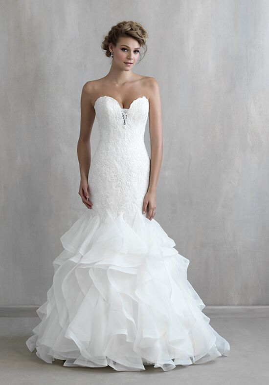 Madison James MJ213 Mermaid Wedding Dress