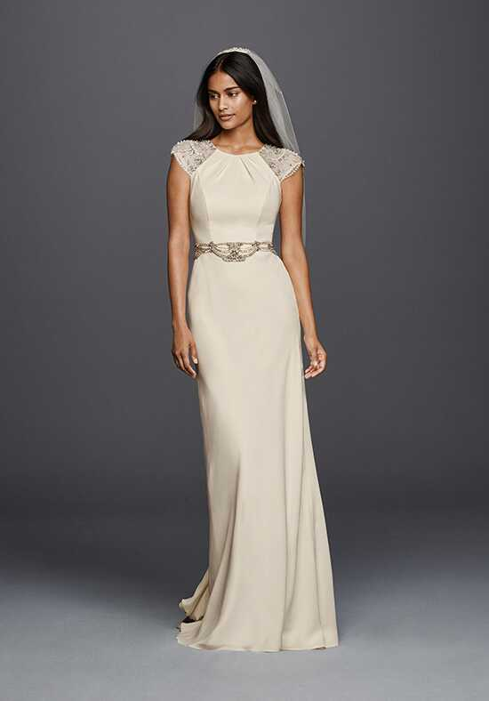 Wonder by Jenny Packham Wonder by Jenny Packham Style JP341608 Sheath Wedding Dress