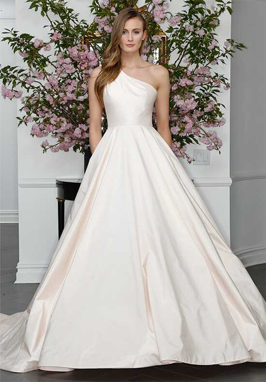 One-Shoulder Wedding Dresses
