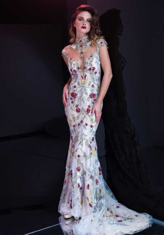 Stephen Yearick KSY158 Mermaid Wedding Dress