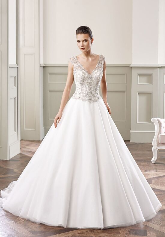 Eddy K CT155 Ball Gown Wedding Dress