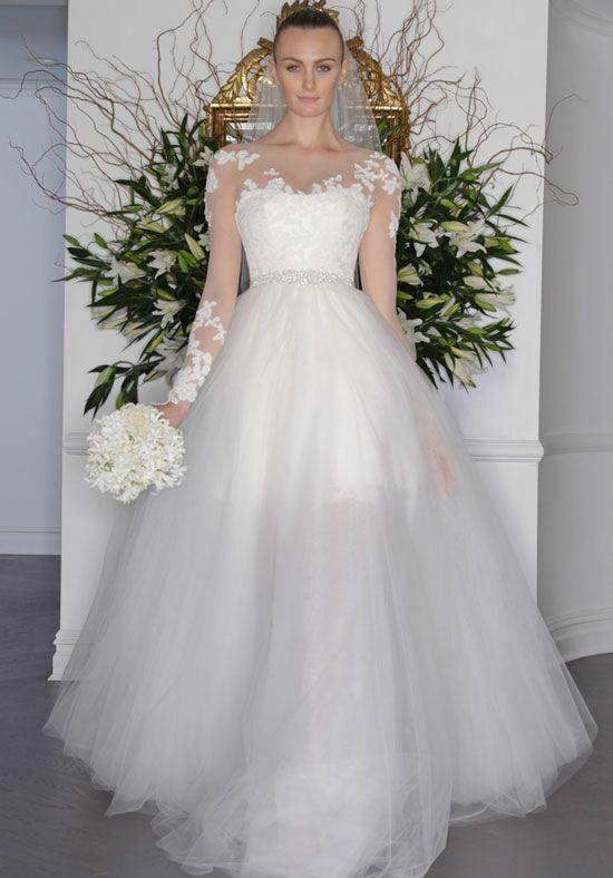 Legends Romona Keveza L6135SKT / L6135 Wedding Dress - The Knot