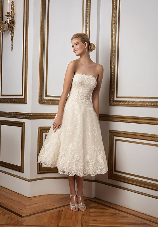 Justin Alexander 8810 Ball Gown Wedding Dress