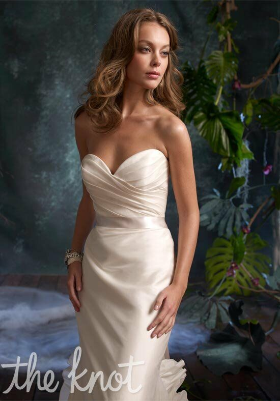 Tara Keely 2105 Mermaid Wedding Dress