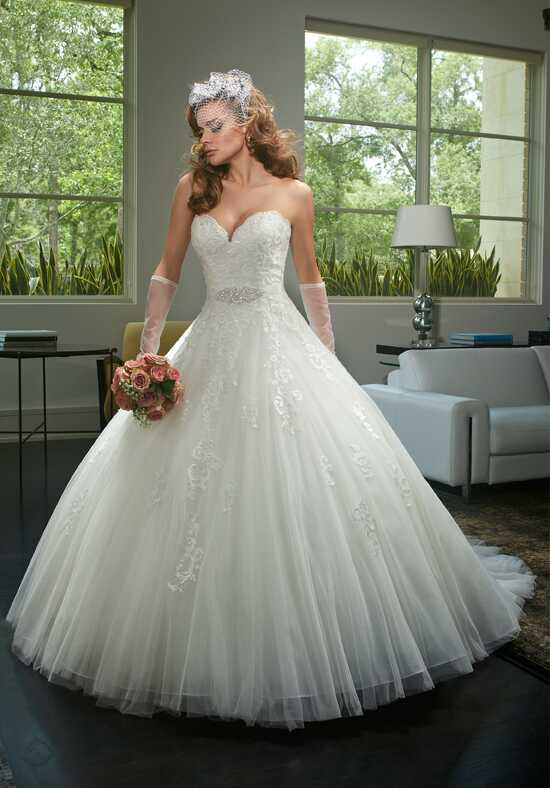 1 Wedding by Mary's Bridal 6416 Wedding Dress photo