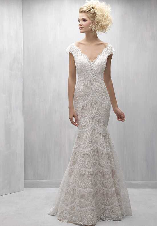 Madison James MJ256 Sheath Wedding Dress
