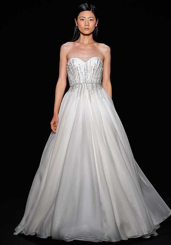 Mark Zunino for Kleinfeld 142 Wedding Dress photo
