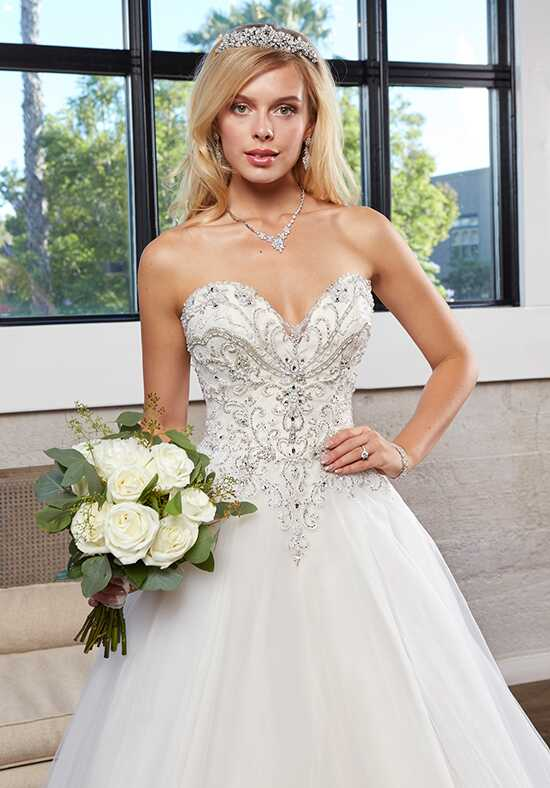 Jessica Morgan SENSUAL, J1877 Ball Gown Wedding Dress