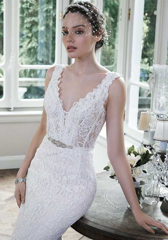 Maggie Sottero Pierce Wedding Dress photo