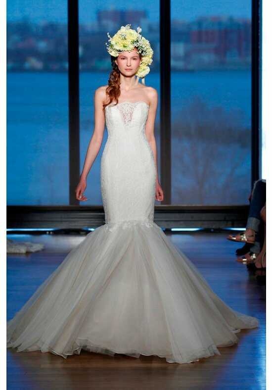Ines Di Santo Destry Mermaid Wedding Dress