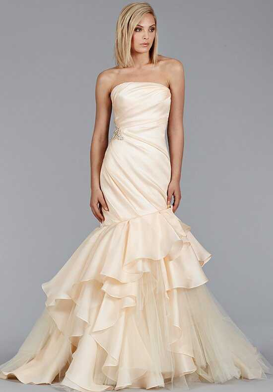 Jim Hjelm 8462 Mermaid Wedding Dress
