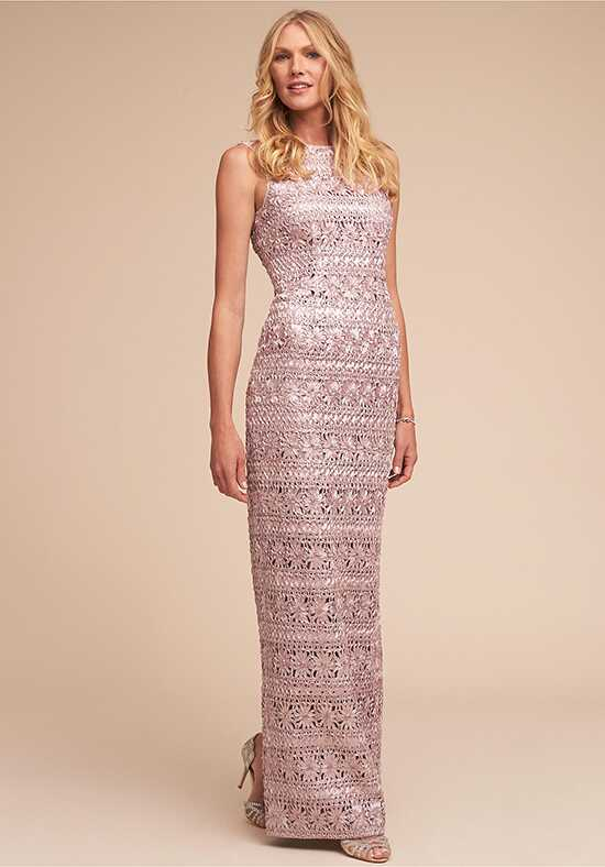 BHLDN (Mother of the Bride) Mary Beth Dress Pink Mother Of The Bride Dress
