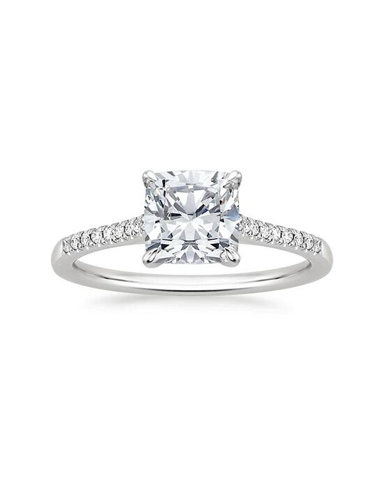 Brilliant Earth Lissome Diamond Ring Engagement Ring - The ...